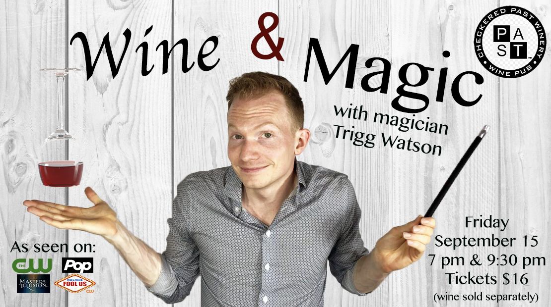 Wine & Magic Show